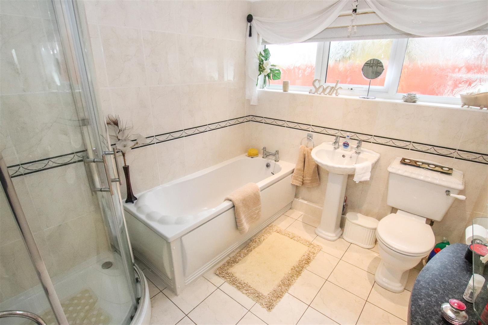 LUXURY FOUR PIECE BATHROOM